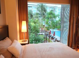Amaraze Hua Hin 1 Bedroom Pool View, apartment in Hua Hin