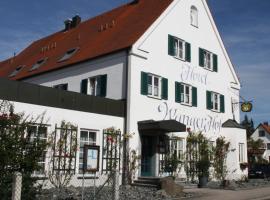 Hotel Gasthaus Wangerhof, hotel in Augsburg