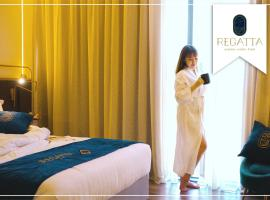 Regatta Suites at Kozi Square Kuching, hotel near Kuching Airport - KCH, Kuching