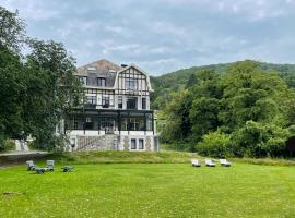 La Villa Gracia, hotel near Anseremme, Wépion