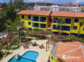 Kalamari Beach Hotel, hotel in Aquiraz