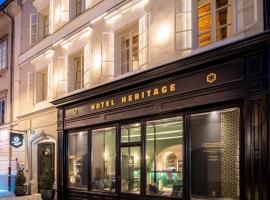 Hotel Heritage, hotel v mestu Ljubljana