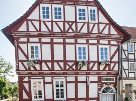 Altstadthotel Treysa, hotel in Schwalmstadt