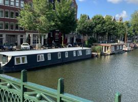 Boat no Breakfast, boot in Amsterdam