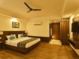 Hotel Shri Krishna Valley, отель в Вриндаване