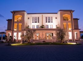 Best Western Premier Villa Fabiano Palace Hotel, hotell i Rende