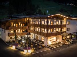 first mountain Hotel Ötztal, Hotel in Längenfeld