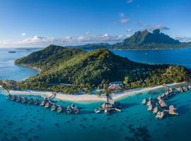 Conrad Bora Bora Nui, hotel in Bora Bora