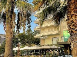 Marina Premium Hotel, отель во Влёре