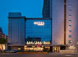 Gondola Hotel, hotel in Hai Zhu, Guangzhou
