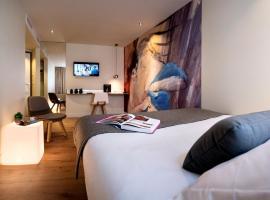 Hotel Max, hotel near Gentilly RER Station, Paris