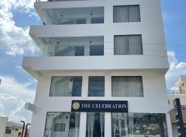 Hotel The Celebration by Amod, hotel near Maharana Pratap Airport - UDR, Udaipur