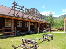 Old Corral Hotel & Steakhouse, hôtel à Centennial