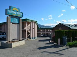 Fortune Motel, hotel with pools in Kamloops