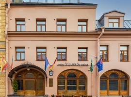 3 MostA, hotel near Palace Square, Saint Petersburg