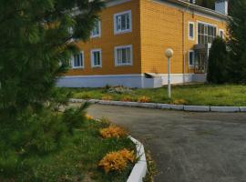 Времена года, отель в Ижевске