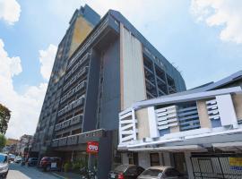 OYO 115 Northridge Mansions, hotel in Manila