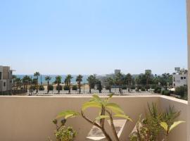 Ria Beach Sea View Apartment, apartamento en Pyla