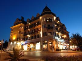 Hotel Carinthia Velden, отель в городе Фельден-ам-Вёртерзе