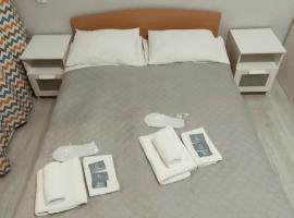 Liga23 Apartments, bed & breakfast a San Pietroburgo