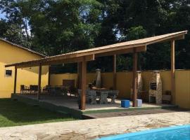 FLAT MOBILIADO, apartment in Paraty