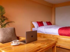 Eagle Nest Hotel, hotel en Bhaktapur