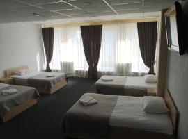 Гостиница Космос, отель в Байкальске