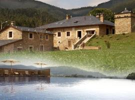 Areal, hotel in Viveiro