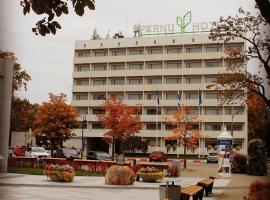 Pärnu Hotel, отель в Пярну