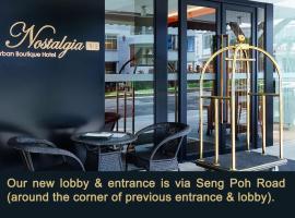 Nostalgia Hotel (SG Clean), hotel near VivoCity, Singapore