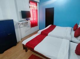 Hotel Winter Green, hotel in Gangtok