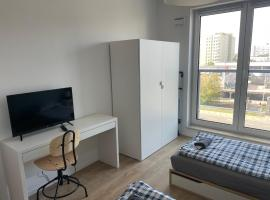 Pokoje Sonaty – hostel w Warszawie