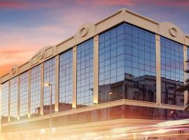 Aquila Hotel Jeddah Al Hamra, hotel in Jeddah