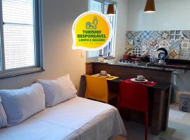 Hart Aparthotel Ltda, hotel in Salvador