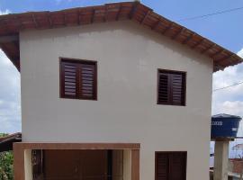 Casa Bella vista, holiday home in Guaramiranga