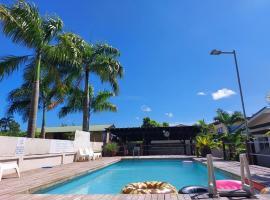 Elementz Apartments, hotel in Paramaribo