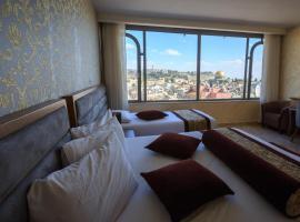 מלון האשימי, מלון בירושלים