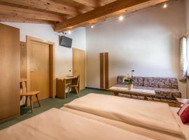 Ciasa Roch, hotel a Corvara in Badia