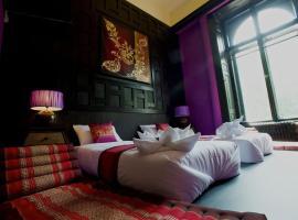 Andrassy Thai Hotel, hotel poblíž významného místa Řetězový most, Budapešť