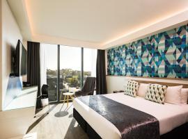 Carnmore Hotel Christchurch, hotel in Christchurch
