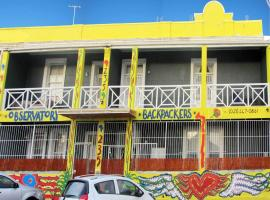 Observatory Backpackers, hostel in Cape Town