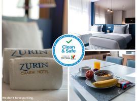 Zurin Charm Hotel, hotel in Lisbon