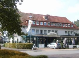 Hotel Klusenhof, hotel in Lippstadt