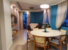 Apartamento praia central Balneário Camboriu, apartment in Balneário Camboriú