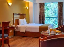 44 VIP Hotel, hotel near Cultural Center of Fine Arts, Lima