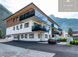 A Casa Elegance, Ferienwohnung in Längenfeld