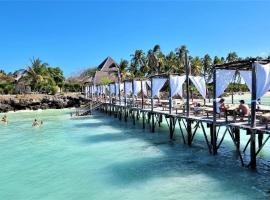 Reef & Beach Resort Jambiani - All Inclusive, hotel v destinácii Jambiani