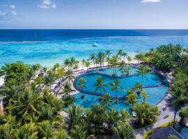 Trou aux Biches Beachcomber Golf Resort & Spa, hotel in Trou aux Biches