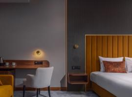 My Story Gdynia Hotel, hotel in Gdynia