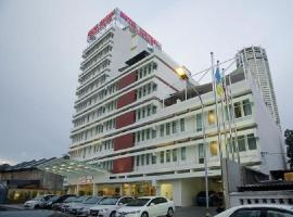 Hotel Sentral Georgetown @ City Centre, hotel in George Town